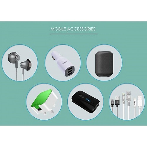 Different Cell Phone Accessories