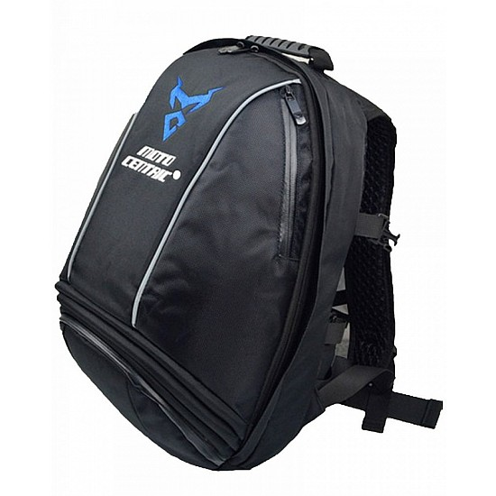 BACKPACK MOTORCYCLE RIDER WATERFROOF MOTOCENTRIC MC-0005
