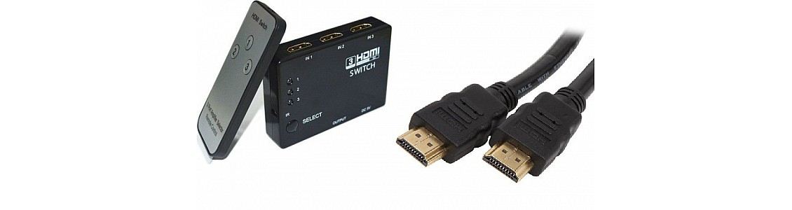 HDMI Cables - SWITCH