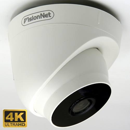 Onlien Κάμερα Dome Οροφής VisionNET VN-8180 Τεχνολογίας AHD 4K (8.0Mpixel)  Φακός SONY 4a2ff323d2de